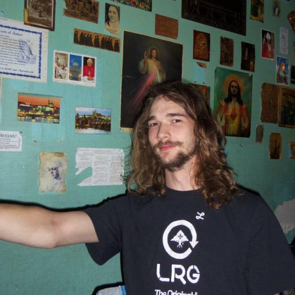 Jesus says that way