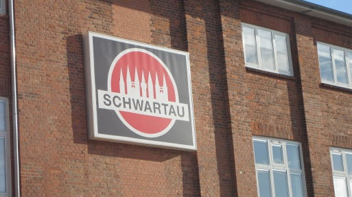 The Schwartau Werk -- the jam factory!