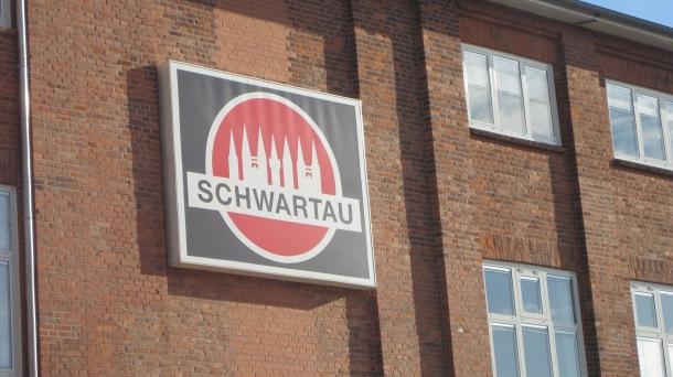 The Schwartau Werk -- the jam factory!