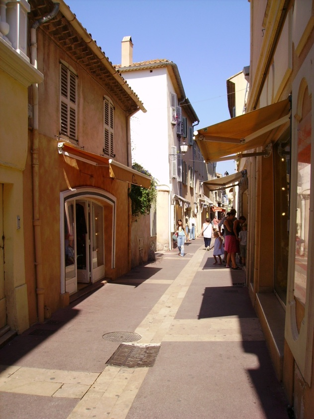 One of my favorite shots from St. Tropez