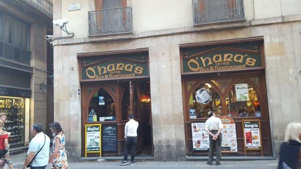 An Irish pub?!