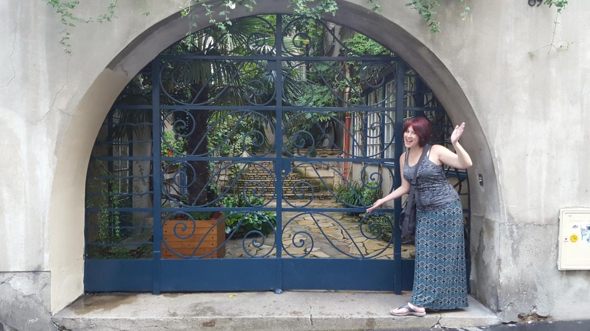My old apartment on Cardinal Lemoine