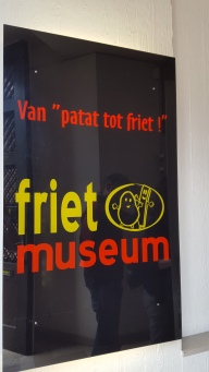 A fry museum!!