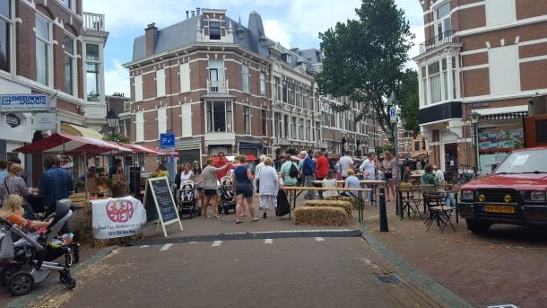 Street festival!