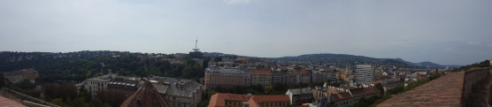 Beautiful, hilly Buda
