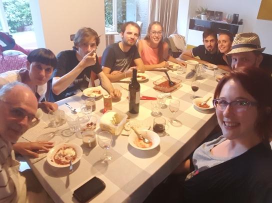 Family dinner!