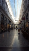 "The Passage, a mall downtown that reminded me of a fancy version of ""The Arcade"" downtown Nashville"