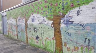 Street art in the Hague