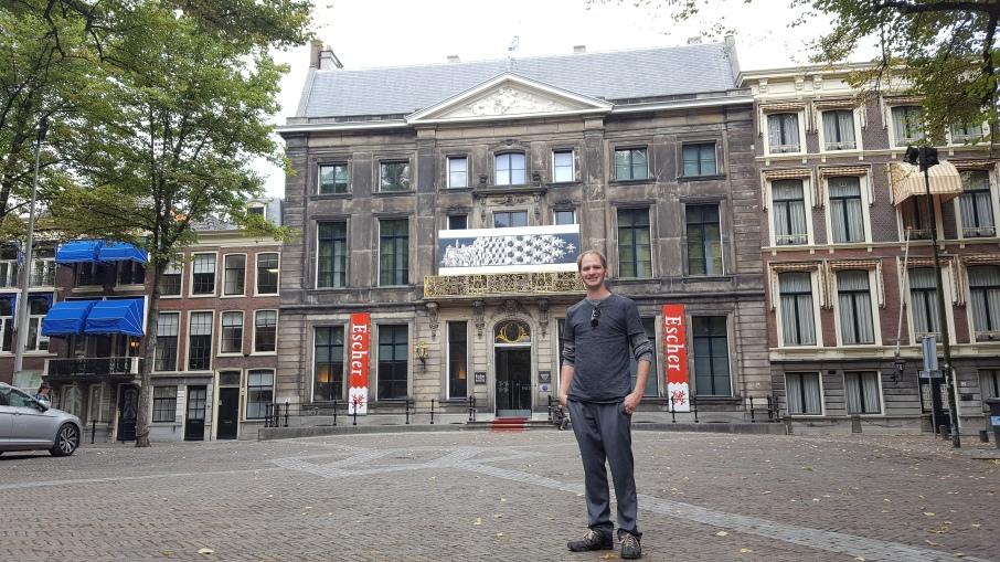 Het Palais in den Haag