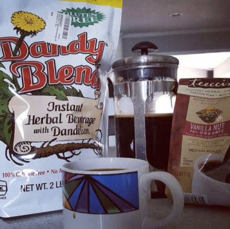 Dandy Blend is definitely better than Teecino.