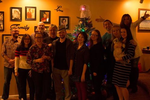 Company holiday party 2016