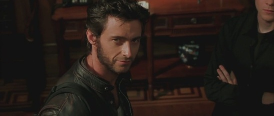 Sirius Black, played by Wolverine