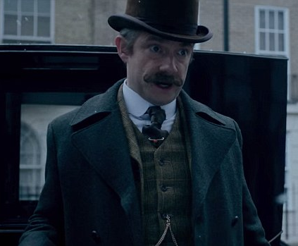 Martin Freeman as Mr. Dursley? Or Fudge?