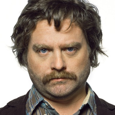 Zach Galifianakis as Mr. Dursley