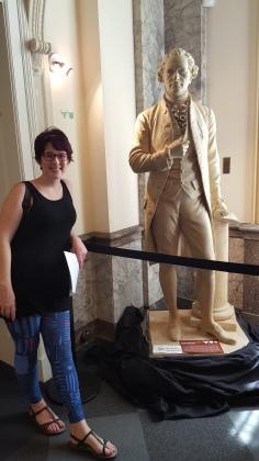 Alexander Hamilton! (Just you waaaaaaaait.)
