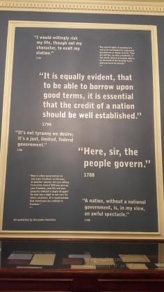 Some excellent Hamilton quotes.