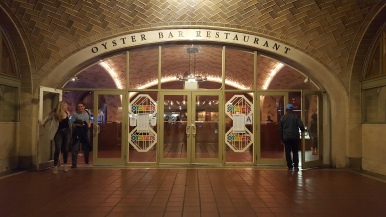 The Oyster Bar at Grand Central
