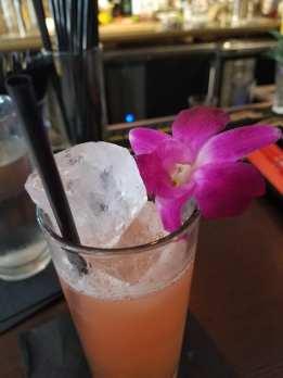Cocktail at Hemingway's Hideaway