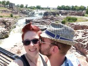 Husband Loves Wife at Sioux Falls