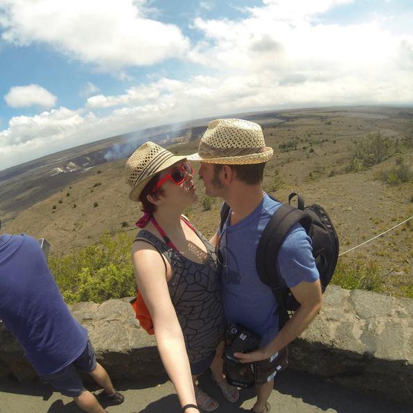 2015. Honeymoon in Hawaii.