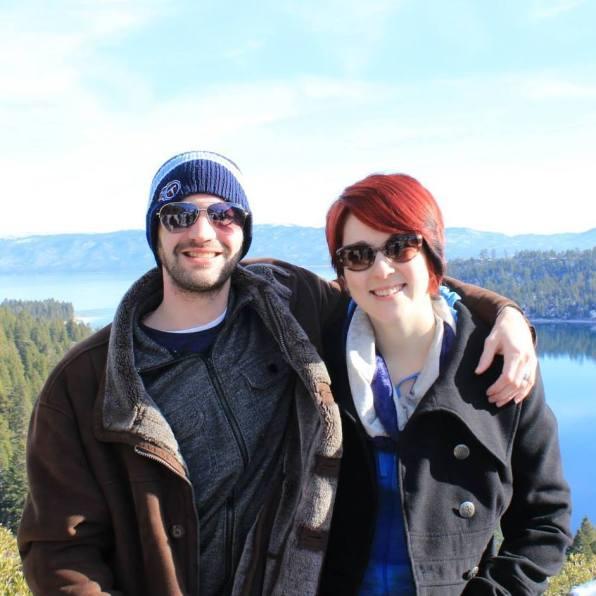 Christmas 2014 in Lake Tahoe.