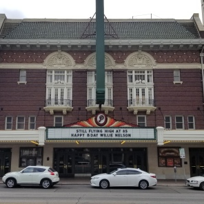 An old theatre