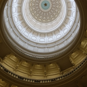 THe inside of the capitol