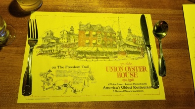 The oldest restaurant in the US