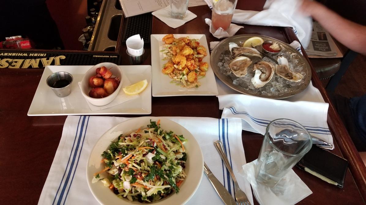Amazing food at Turner's Seafood