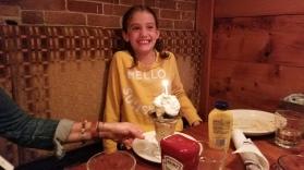 The birthday girl!!!!