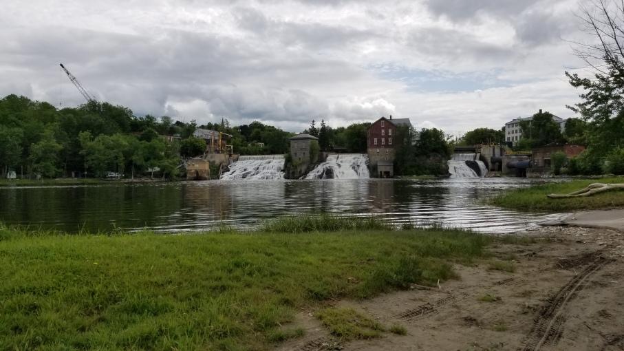 Vergennes Falls Park