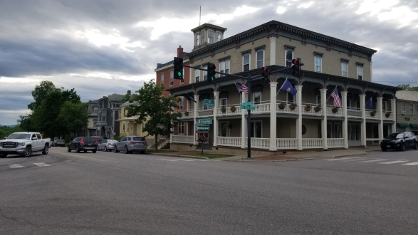 Downtown Vergennes
