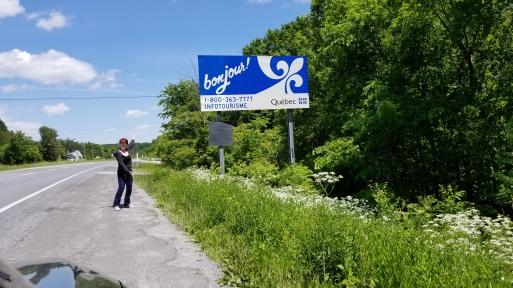 BONJOUR!!! Welcome to Québec!!!