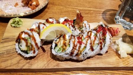 Sushi!!!! Mmmmm. Kibo Sushi House