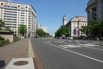 Big wide streets